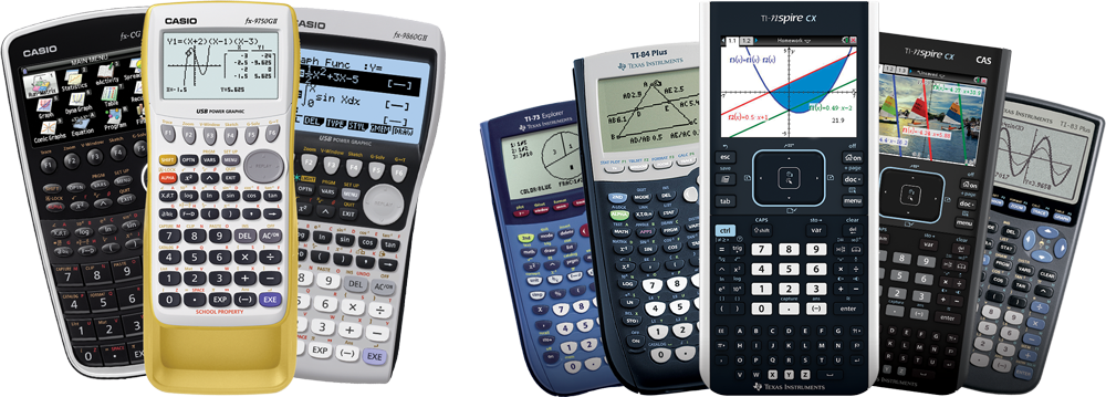 Featured calculators from BuyCalcs